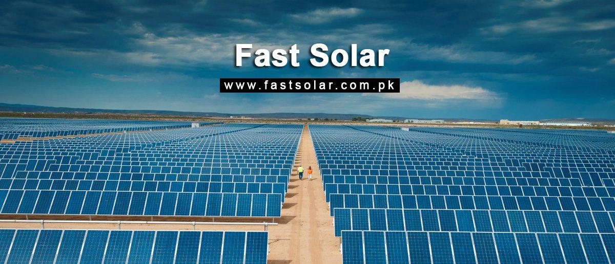 Solar Panel in Lahore | Fast Solar